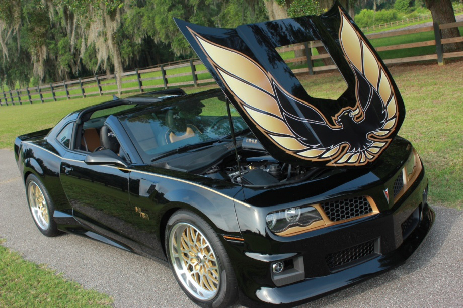 2018 Bandit Run Trans Am Convertible Pictures, Official Photos
