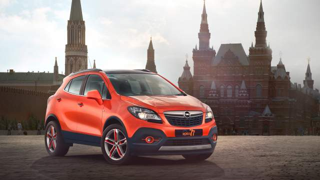 Newcarreleasedates.com New 2017 Opel Mokka Is A Car Worth Waiting For In 2017, New 2017 Car Release