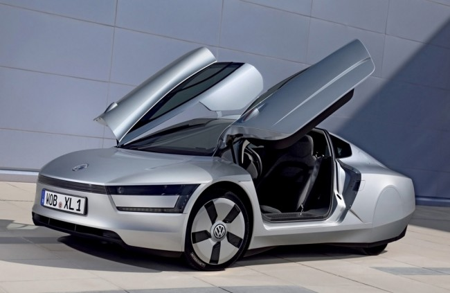 Newcarreleasedates.Com ''2017 VW XL1 Concept '', Electric, Hybrid and Diesel Cars, SUVS And PickUPS