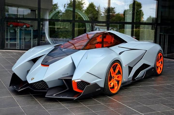 All New  Lamborghini Egoista Concept Car Photo Gallery Images Wallpaper