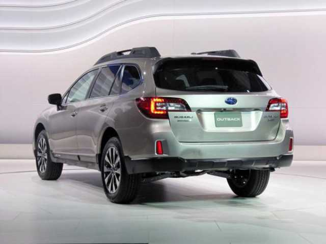 New ''2018 Subaru Outback'', Release Date, Spy Photos, Review, Engine, Price, Specs