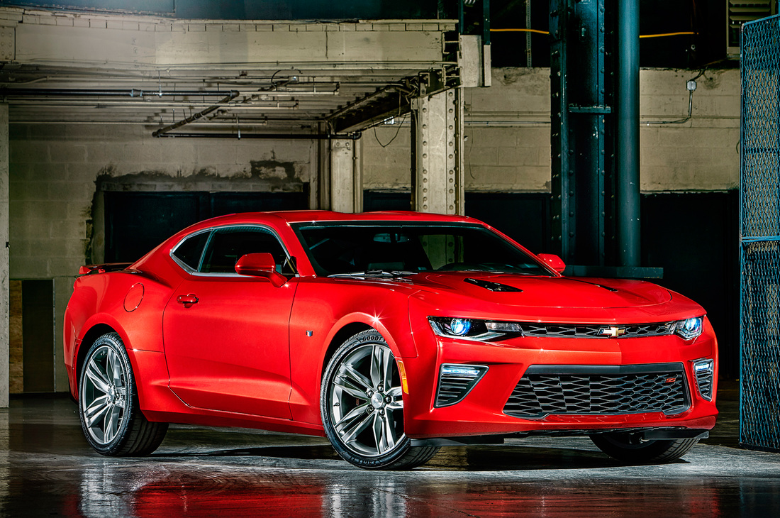 2018 Chevy Nova vs 2018 Chevrolet Camaro