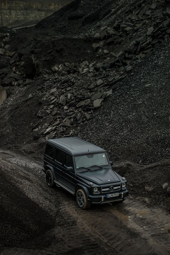 If you are too busy to develop your talents, you are too busy - Mercedes-Benz G-Class