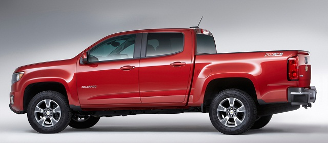 All New 2018 Chevrolet Colorado Diesel pickup truck - Best Trucks for 2018 Reviews, Price, Photos, Specs