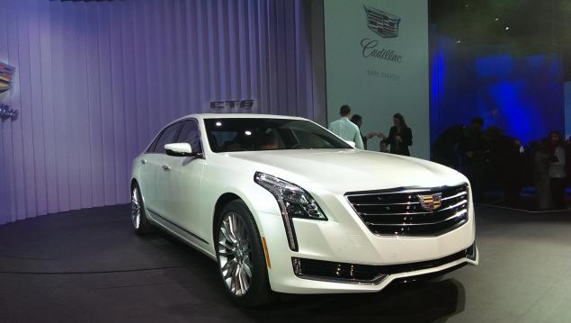 Newcarreleasedates.Com ''2017 Cadillac CT6 Plug-In Hybrid '', Electric, Hybrid and Diesel Cars, SUVS And PickUPS