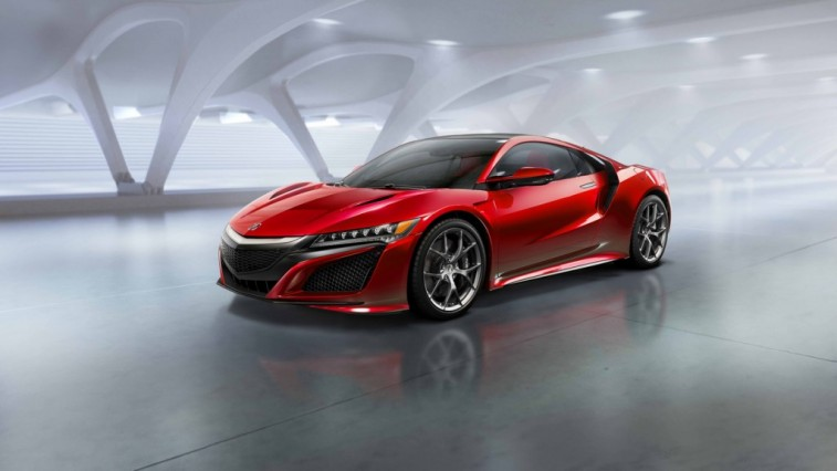 2018 Cars That Are Worth Waiting For, The All New 2018 Acura NSX Is Worth Waiting For