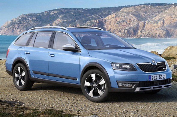 New 2018 Skoda Octavia Is A Car Worth Waiting For In 2018, New 2018 Car Release