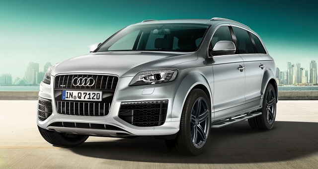 New ''2018 Audi Q7'' Release Date, Photos, Price, Review, Engine, Specs