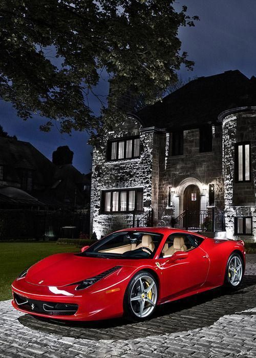This Is What You Would Call A Car - Ferrari 458 Italia