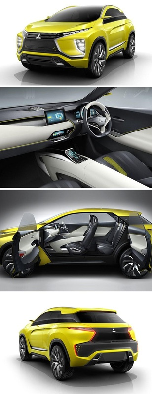 Newcarreleasedates.com MUST SEE - New 2017 Mitsubishi's eX Concept Photos and Images, 2017 Mitsubishi's eX Concept