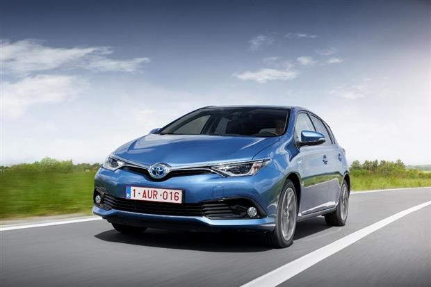 2018 Toyota Auris test: competitive with diesel hybrid (+ photos)