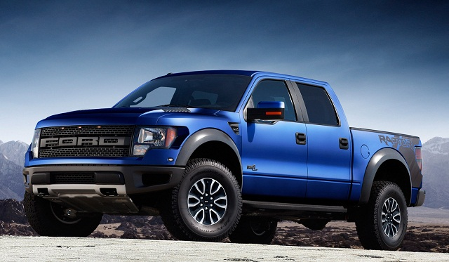 2018 Ford Raptor pickup truck - Best Trucks for 2018 Reviews, Price, Photos, Specs
