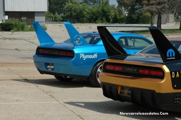 2018 Plymouth Superbird - Price, Features, Release date .