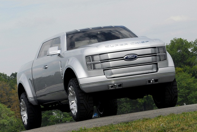 New 2018 Ford F-250 pickup truck - Best Trucks for 2018 Reviews, Price, Photos, Specs