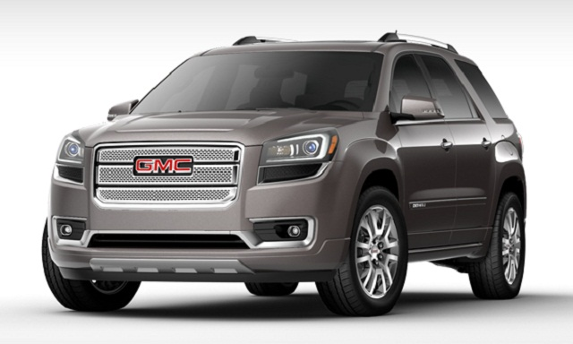 NewCarReleaseDates.Com New Car Release Dates 2018 ''2018 GMC Acadia '' 2018 Car Worth Waiting For
