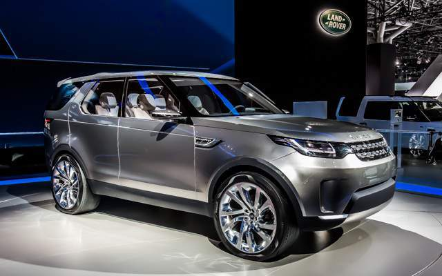''NewCarReleaseDates.Com'' Coming soon 2017 cars ''2017 Land Rover Discovery '' Release Dates And Reviews of New Cars in 2017