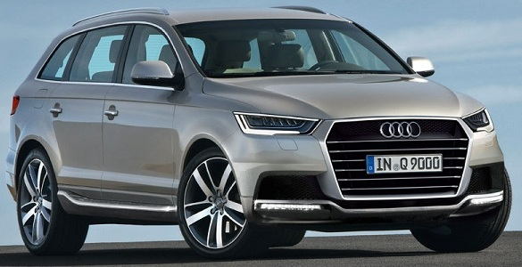 2017 Audi Q7 Release Date Best New Cars For 2018