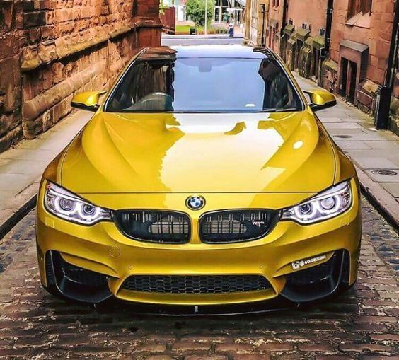 We must accept life for what it actually is  Amazing BMW M4
