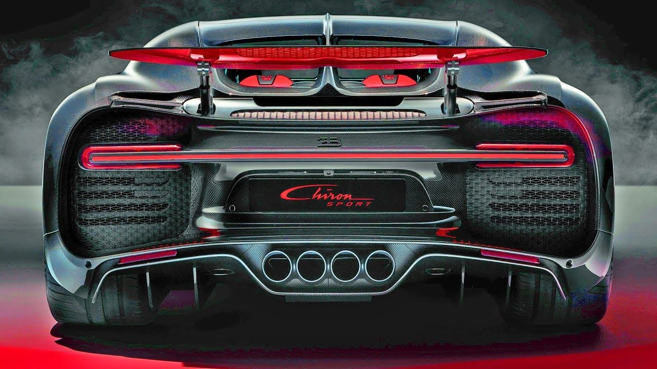 This 2019 Bugatti Chiron Sport is absolutely epic - #BugattiChiron