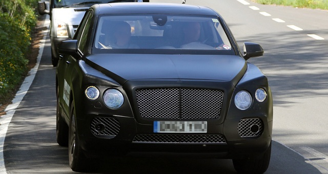 New ''2018 Bentley SUV '' Release Date, Photos, Price, Review, Engine, Specs