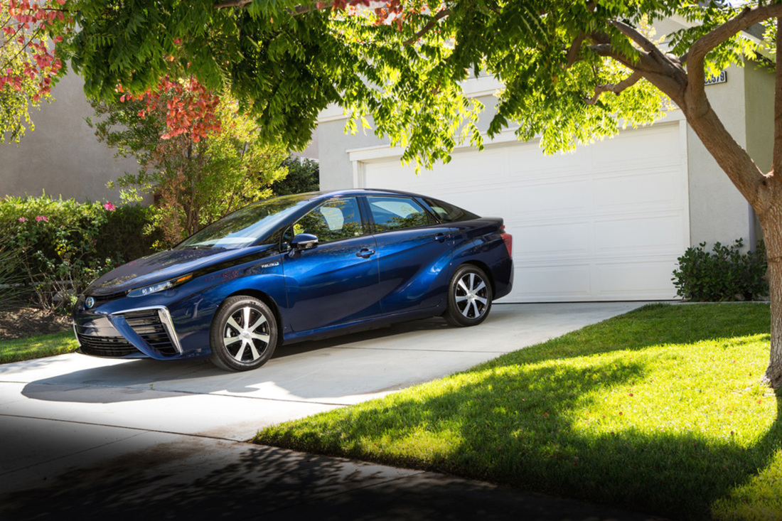 MUST SEE ALL NEW 2018 Toyota Mirai Release Date, Prices, Reviews, Specs And Concept