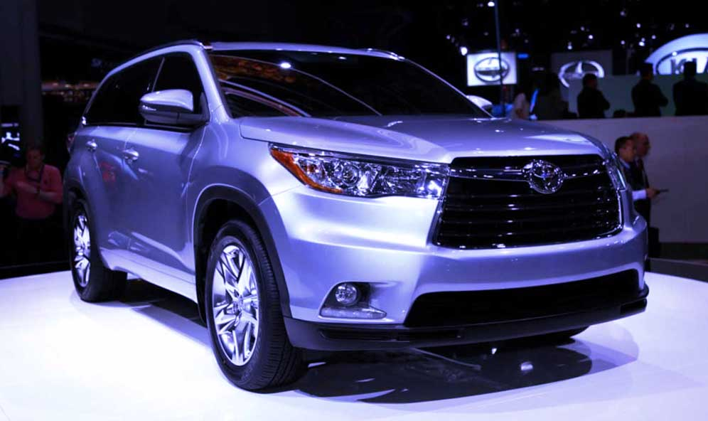 Newcarreleasedates.com New 2017 Toyota Kluger Is A SUV Worth Waiting For In 2017, New 2017 SUV Release
