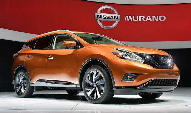 Newcarreleasedates.Com Best Hybrids of 2017 ''2017 Nissan Murano Hybrid '' 2017 Hybrid/Electric Car Buying Guide