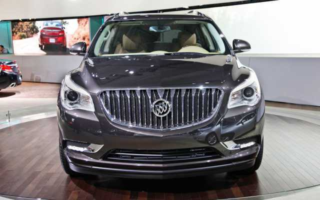 ''NewCarReleaseDates.Com'' Coming soon 2017 cars ''2017 Buick Enclave '' Release Dates And Reviews of New Cars in 2017