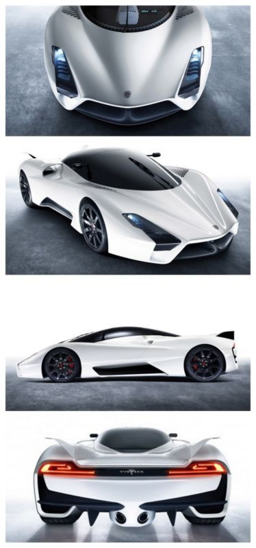 Newcarreleasedates.com MUST SEE - New 2017 SSC Tuatara Roadster Photos and Images, 2017 SSC Tuatara Roadster