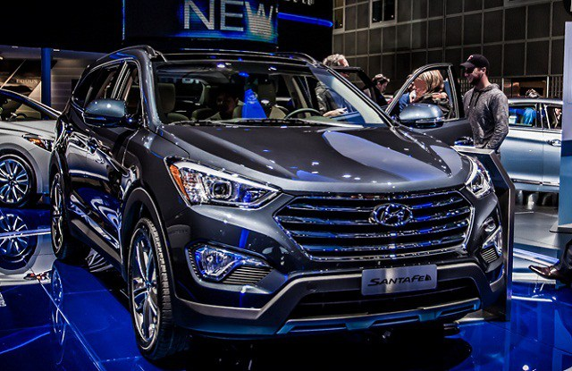 ''NewCarReleaseDates.Com'' Coming soon 2017 cars ''2017 Hyundai Santa Fe '' Release Dates And Reviews of New Cars in 2017