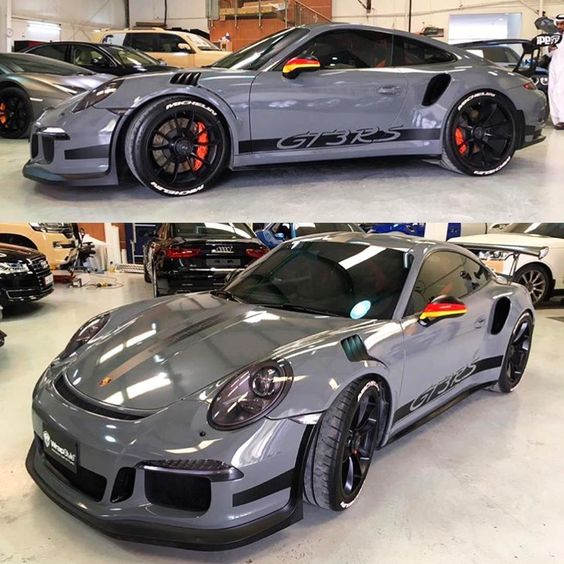 ​I don't care what you think unless it is about me ​Porsche GT3 RS