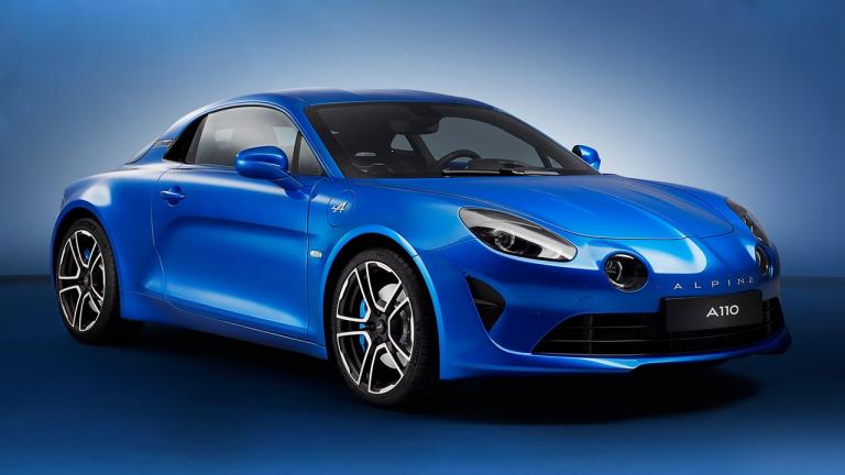 Alpine A110 - the expected resurgence of Alpine materializes this 2018 with the arrival on the market of the spectacular and light A110.