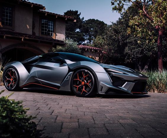 ​There is no greater loan than a sympathetic ear - ​Fenyr SuperSport