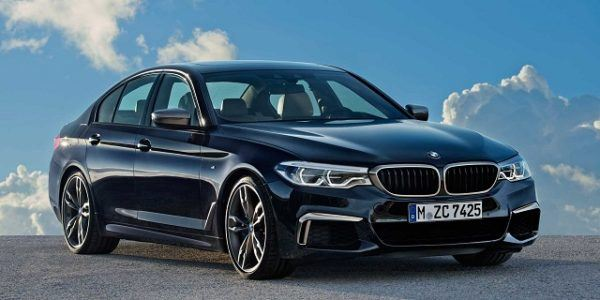 BMW SERIES 5 2018: PRICE, Review AND PHOTOS