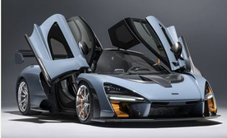 Check Out This Amazing 2019 Mclaren Senna Sports Car