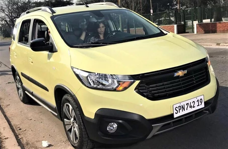 MUST SEE! This is the restyling of the Chevrolet Spin