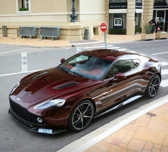 ​If a little does not go, much cash will not come ​- Aston Martin Vanquish Zagato
