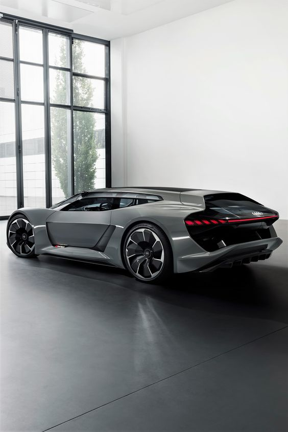 """When a man is in love or in debt, someone else has the advantage."" - Audi PB 18 e-tron"