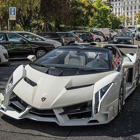 "My bucket list to have one ""Lamborghini Veneno Roadster"""