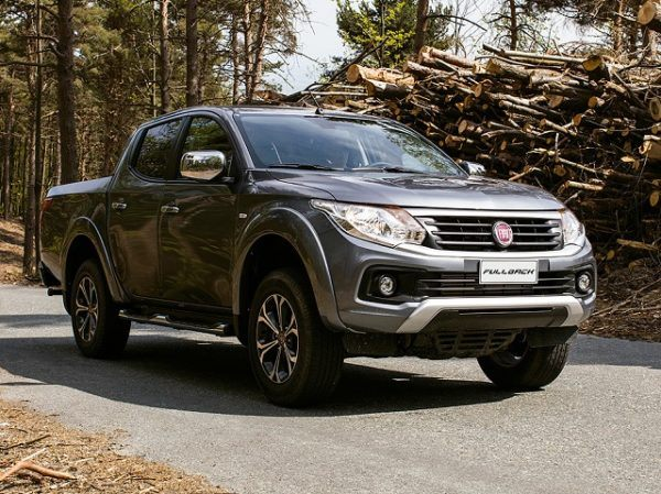 FIAT FULLBACK 2018: PRICE, DATA SHEET AND PHOTOS