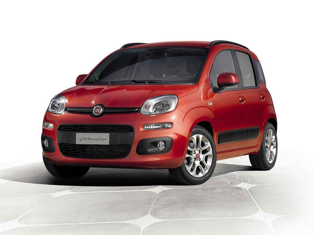 Fiat Panda - the Italian urban could release a new generation in 2018.