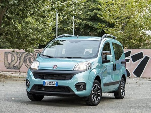 FIAT QUBO 2018: PRICE, Reviews AND PHOTOS