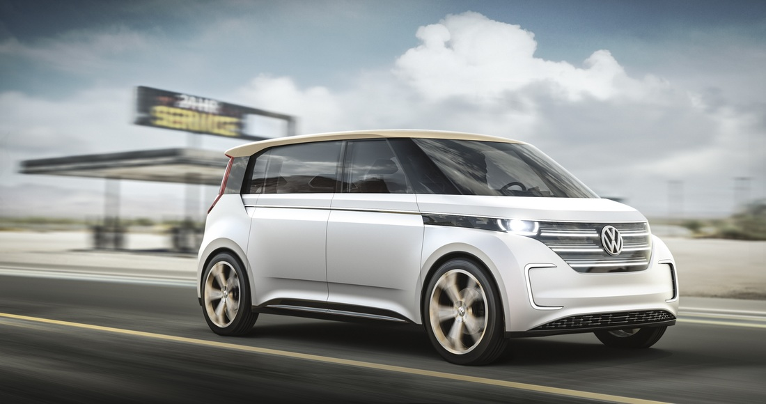 Newcarreleasedates.com vw, vw budd-e concept, budd-e concept, vw electric car, vw electric van, electric car, MEB, electric motor, CES, lithium-ion battery, volkswagen, vw microbus, microbus, green car, green transportation