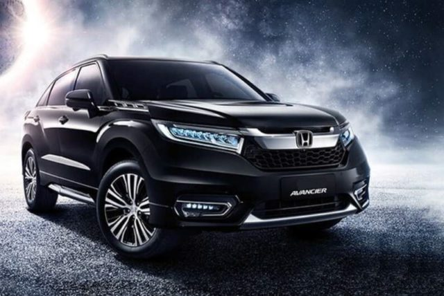 Newcarreleasedates.com New 2017 Car Releases ''2017 Honda Avancier SUV '' Cars Coming Out In 2017