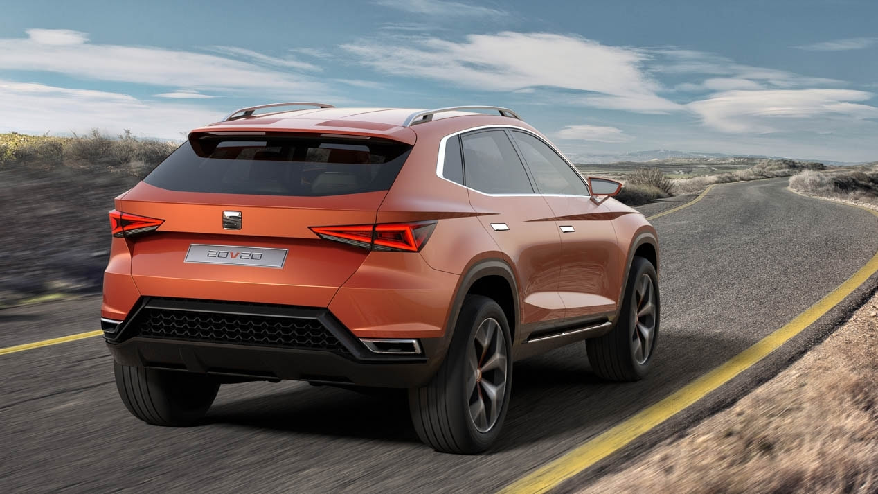 2018 Seat Tarraco: the new large 7-seater SUV,