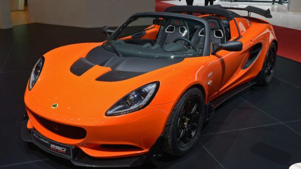 LOTUS ELISE 2018: PRICE, Review AND PHOTOS