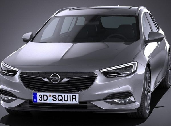 OPEL INSIGNIA SPORTS TOURER 2018: PRICES, Review AND PHOTOS