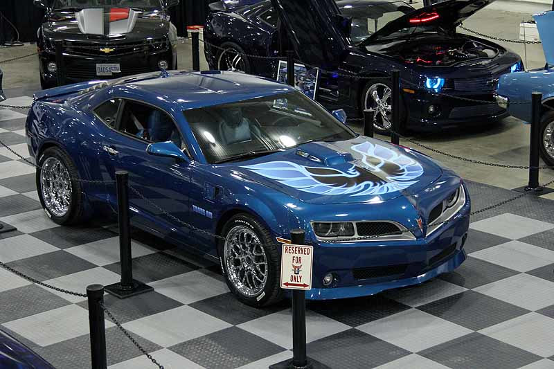 Hardwork gets you a car like that 2018 Trans Am... Please Share