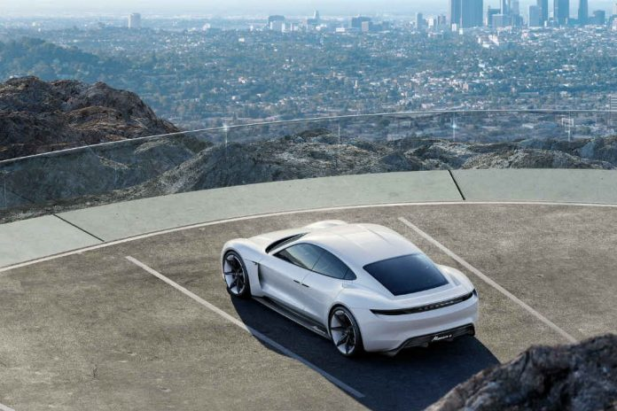 Porsche could have its own flying taxis