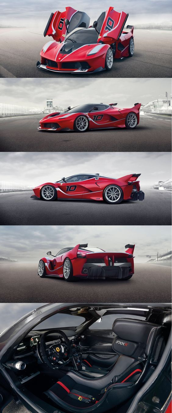 "MUST SEE "" 2017 Ferrari FXX K"", 2017 Concept Car Photos and Images, 2017 Cars"